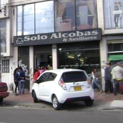 Solo Alcobas y Auxiliares en Bogotá