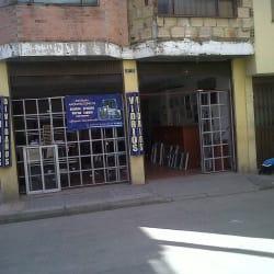 Sistemas Arquitectónicos en Bogotá