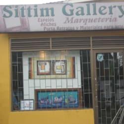 Sittim Galery en Bogotá