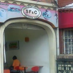 SF & C en Bogotá