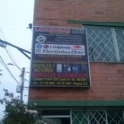 Servicio Especializado Lavadoras MTS en Bogotá