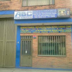 ABC De Las Cajas Automaticas en Bogotá