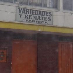 Variedades y Remates en Bogotá