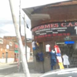Uniformes C.A.C  en Bogotá