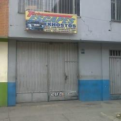 Turbo Escapes en Bogotá