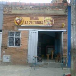 Tienda La 29 Torres en Bogotá