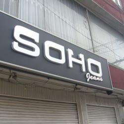 Soho Jeans en Bogotá
