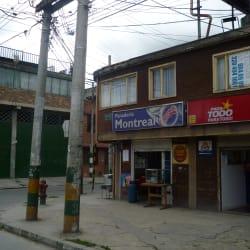 Panadería Montreal en Bogotá