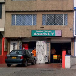 Panadería y Cafetería Acuario Ly en Bogotá