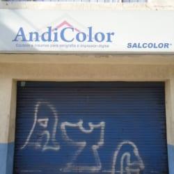 Andi Color en Bogotá