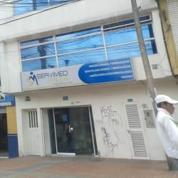 Servimed I.P.S S.A. en Bogotá