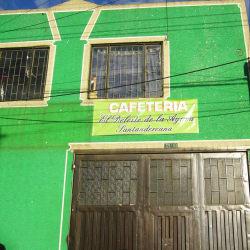 Cafetería El Deleite de la Ayaca Santandereana en Bogotá