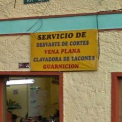 Servicio de Desvaste en Bogotá