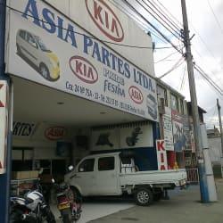 Asia Partes Ltda. en Bogotá