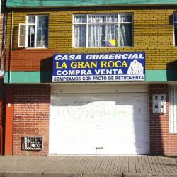Casa Comercial La Gran Roca en Bogotá
