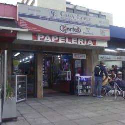 Casa Lopez en Bogotá