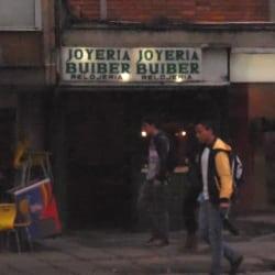 Joyería Buiber en Bogotá
