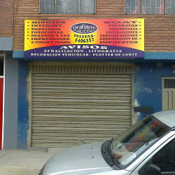 Grafinem Publicidad en Bogotá