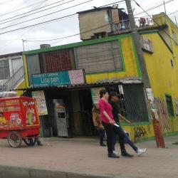 Panadería y Cafetería Lina Pan en Bogotá
