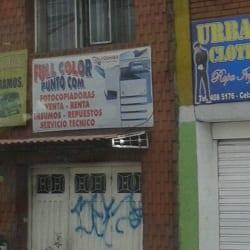 Full Color Punto Com en Bogotá