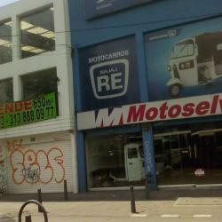 Motocarros en Bogotá