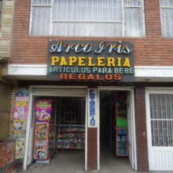 Arco Iris Papelería en Bogotá
