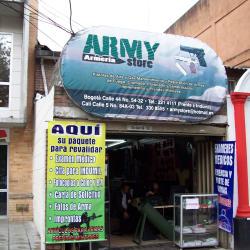Army Store  en Bogotá