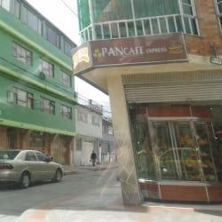 Pan Café Express en Bogotá