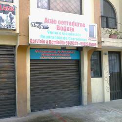 Autocerraduras Bogotá en Bogotá