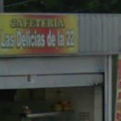 Cafetería Las Delicias De La 22 en Bogotá