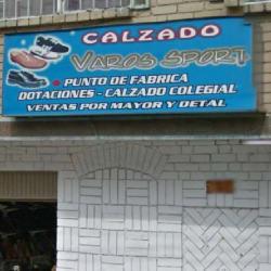 Calzado Varos Sport en Bogotá