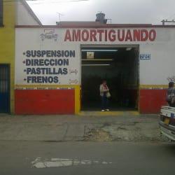 Amortiguando en Bogotá