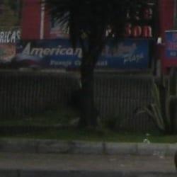 American Plaza en Bogotá