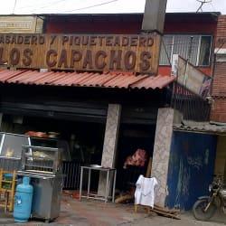 Asadero y Piqueteadero Los Capachos en Bogotá