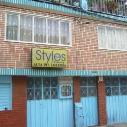 Peluquería Nancy Styles en Bogotá