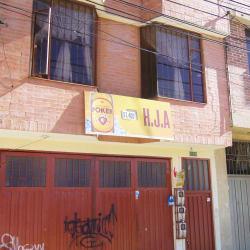H.J.A en Bogotá