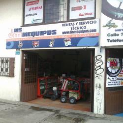 Dismequipos en Bogotá