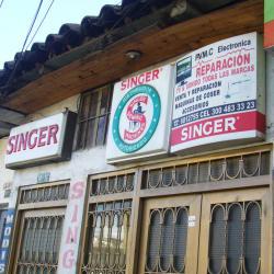 Distribuidor Autorizado Singer en Bogotá