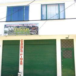 Distribuidora de Carnes San Pelayo en Bogotá