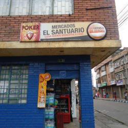 Mercados El Santuario en Bogotá
