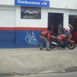 Distribuciones  96 en Bogotá