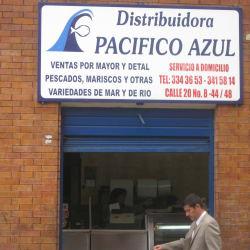 Distribuidora Pacifico Azul en Bogotá
