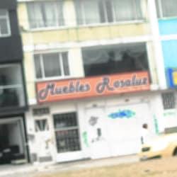 Muebles Rosaluz en Bogotá