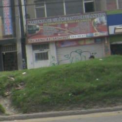 Cerámicas y Porcelanatos en Bogotá
