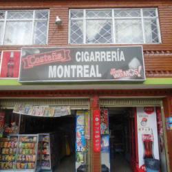 Cigarrería Montreal en Bogotá