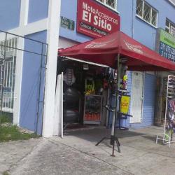 Moto Accesorios El Sitio en Bogotá