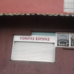 Comidas Rápidas Calle 3 con 26A en Bogotá