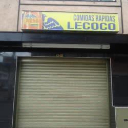 Comidas Rápidas Lecoco en Bogotá
