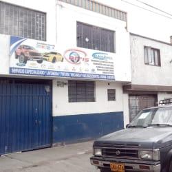 Carris  en Bogotá