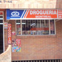 Droguería Montreal en Bogotá